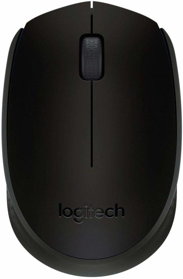 Logitech b170 wireless mouse price nehru place