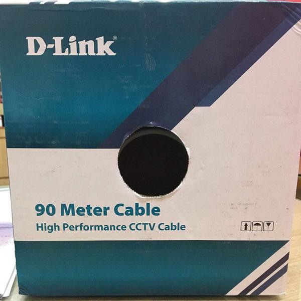 DLINK CCTV CableHigh-Performance CCTV 3+1 CableDealer, Nehru Place dealers, Delhi.