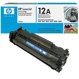 HP 12A Black Laserjet Toner Cartridge Delhi Nehru Place