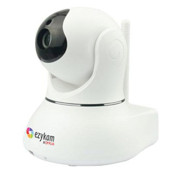 CP-PLUS Ezykam EPK-EP10L1 HD PAN/Tilt Wireless Cloud Camera (White) Surveillance Product Dealer, Authorised Partner, Reseller, Nehru Place Dealers.