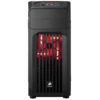Corsair CarbideTower Steel Gaming Case with Red LEDCabinet Nehru Place Dealers