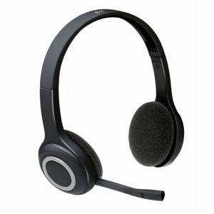 Logitech H600 Over-The-Head Wireless Headset H600 Brand : Logitech Logitech Logitech Logitech Over-The-Head Wireless Headset H600 Brand : Logitech