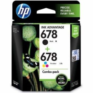 HP 678 Ink Advantage Cartridges Ink Cartridge Dealer In Nehru Place, New Delhi