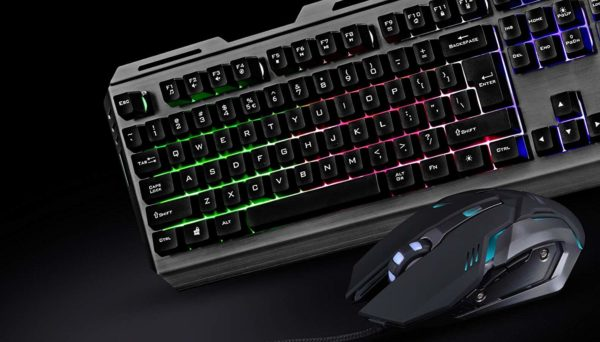 Zebronics Gaming Multimedia Keyboard and Mouse Combo