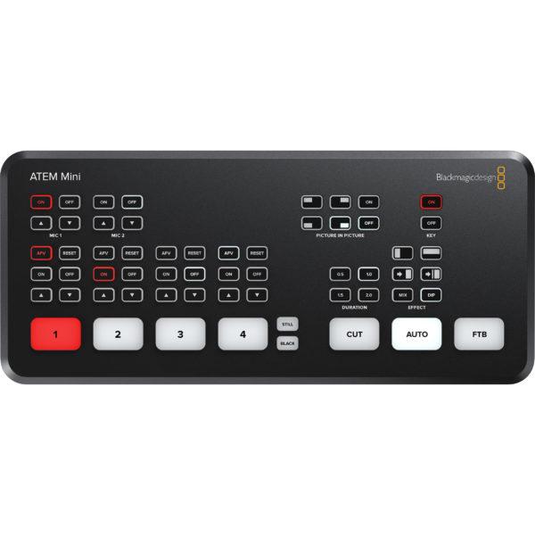 Blackmagic Design ATEM Mini HDMI Live Stream Switcher Price in nehru place delhi