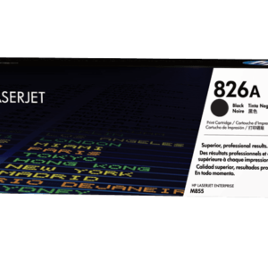 CF310A HP 826A Black Original LaserJet Toner Cartridge