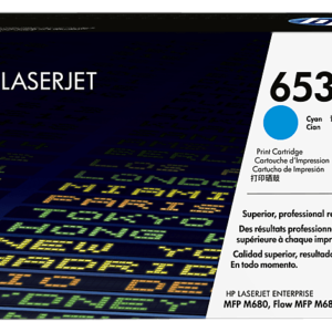 CF321A HP 652A Cyan Original LaserJet Toner Cartridge