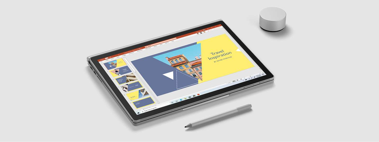 Surface book 3 Immersive portable studio